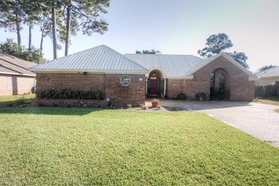 Single Family Home For Sale: 169 Boca Lagoon Drive