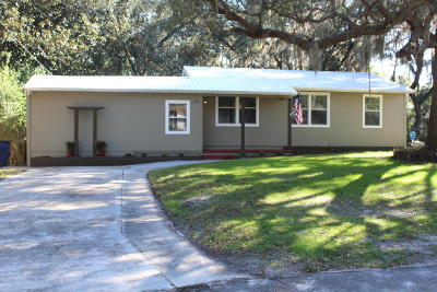 Panama City Single Family Home For Sale: 118 N Gayle