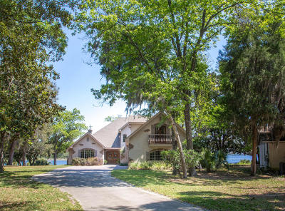 Panama City Single Family Home For Sale: 722 Bunkers Cove Road
