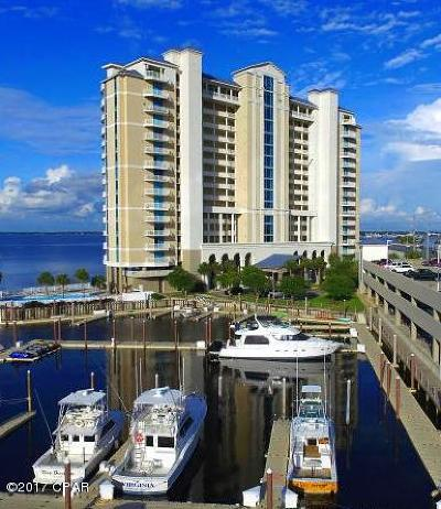 Panama City Beach Condo/Townhouse For Sale: 6422 W Hwy 98 Bus 1505 Highway #UNIT 150