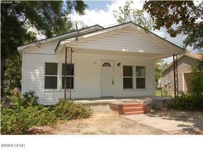 Bay County Single Family Home For Sale: 531 7th Court