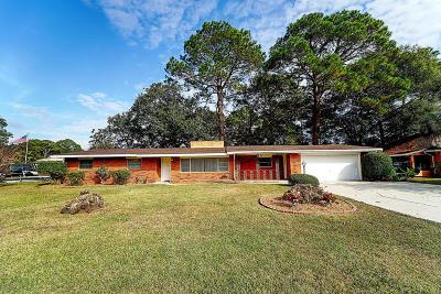 Panama City Beach Single Family Home For Sale: 202 Woodlawn Drive