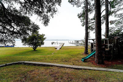 Panama City Single Family Home For Sale: 500 Bunkers Cove Road