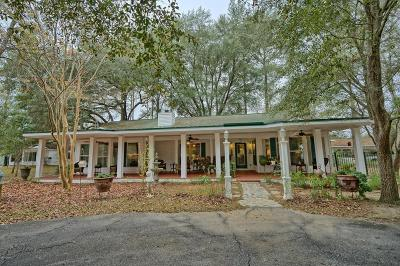 Washington County Single Family Home For Sale: 3130 Moss Hill Road