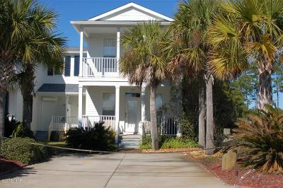 Bay County Single Family Home For Sale: 106 Canal Pkwy