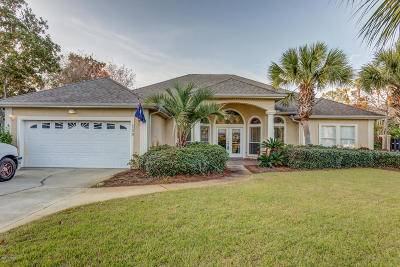 Panama City Single Family Home For Sale: 129 Palm Bay Boulevard
