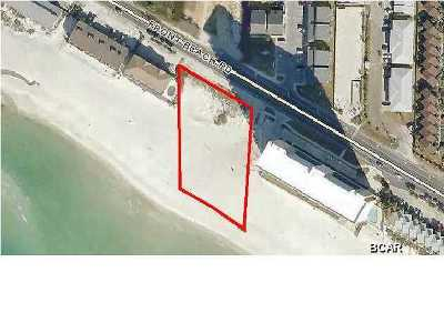Panama City Beach FL Residential Lots & Land For Sale: $4,250,000