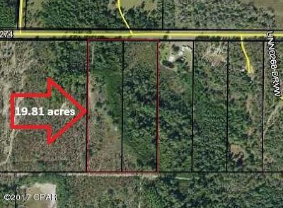 Calhoun County Residential Lots & Land For Sale: County Rd 274