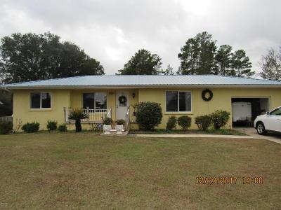 Washington County Single Family Home For Sale: 2111 Preston Circle