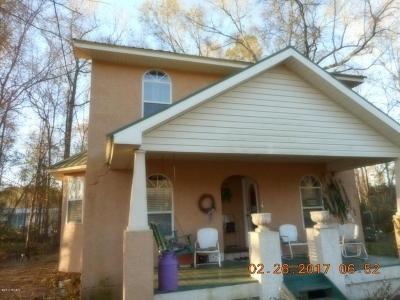 Calhoun County Single Family Home For Sale: 19821 W Central/United Realty