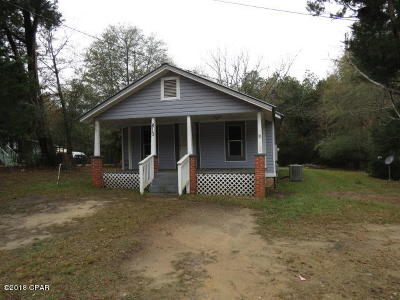Holmes County Single Family Home For Sale: 813 N Caryville Road