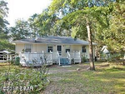 Jackson County Single Family Home For Sale: 2192 Pike Pond Road