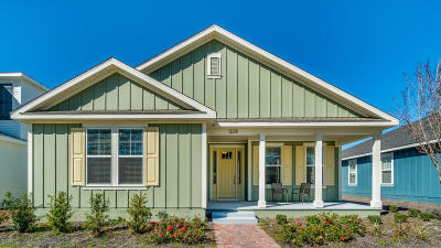 Panama City Single Family Home For Sale: 1228 Bluestem Street