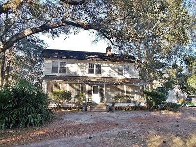 Jackson County Single Family Home For Sale: 5138 Fort/Hwy 69 Road