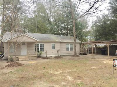 Calhoun County Single Family Home For Sale: 16723 SW Warren Street