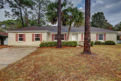 Bay County Single Family Home For Sale: 966 Rosemont Drive
