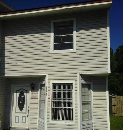 Bay County Condo/Townhouse For Sale: 303 Sukoshi Drive #C
