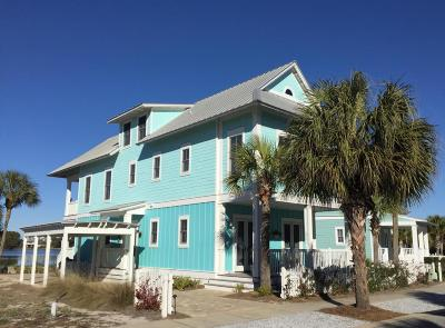 Panama City Beach Single Family Home For Sale: 411 Lakefront Drive