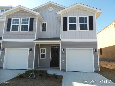 Bay County Condo/Townhouse For Sale: 5968 Callaway #LOT 50