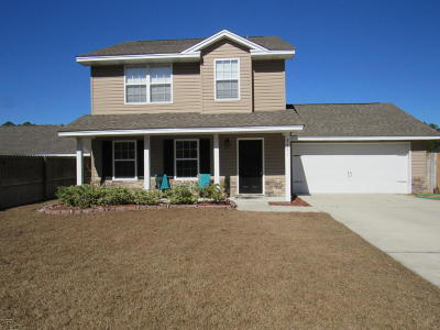 Panama City Single Family Home For Sale: 2621 Paige Circle