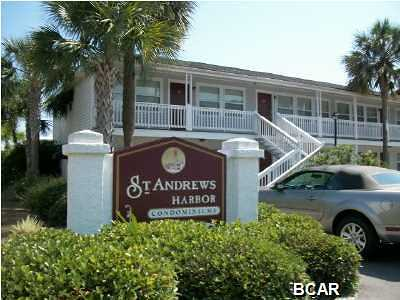 Panama City Condo/Townhouse For Sale: 1301 Beck 35 Avenue #35
