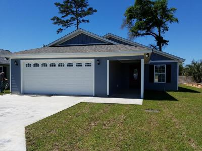 Marianna FL Single Family Home For Sale: $159,900