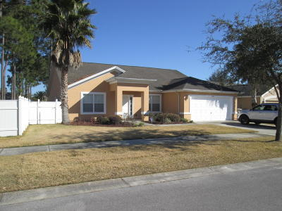 Lynn Haven Single Family Home For Sale: 3603 Bay Tree