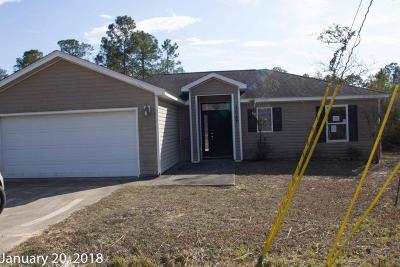 Bay County, Walton County, Washington County Single Family Home For Sale: 7022 Waverly Street