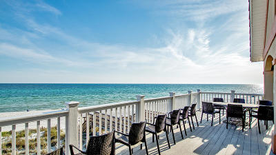 Panama City Beach Multi Family Home For Sale: 21625 Front Beach Road #A&B