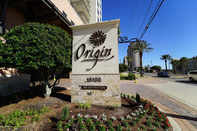 Origin At Seahaven Condo/Townhouse For Sale: 15100 Front Beach Road #731