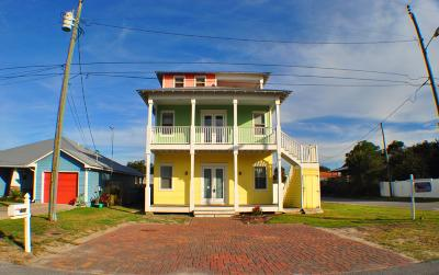 Bid-A-Wee, Bid-A-Wee Beach, Bid-A-Wee Beach 1st Add, Bid-A-Wee North 1st Add Single Family Home For Sale: 316 Petrel Street