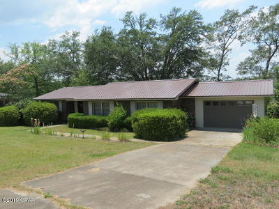 Holmes County Single Family Home For Sale: 2737 Marian Drive
