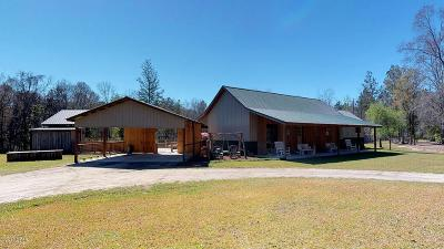 Calhoun County Single Family Home For Sale: 16435 S State Road 71
