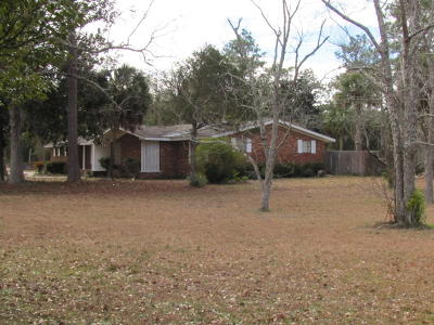 Panama City Single Family Home For Sale: 3441 E Baldwin Road