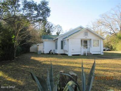 Calhoun County Single Family Home For Sale: 16968 S State Road 71