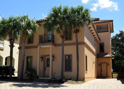 Single Family Home For Sale: 315 La Valencia