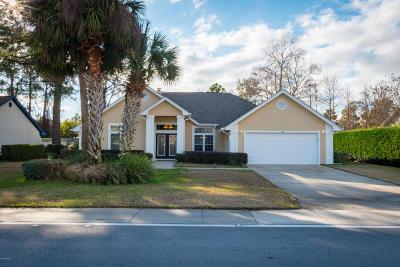 Single Family Home For Sale: 474 Wahoo Road