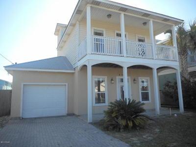Panama City Beach Single Family Home For Sale: 6723 Sunset Avenue