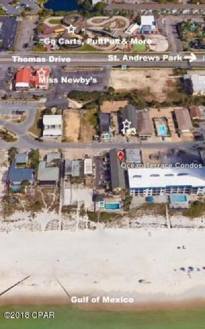 Panama City Beach FL Condo/Townhouse For Sale: $125,000