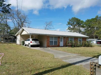 Single Family Home For Sale: 1300 Pennsylvania Avenue