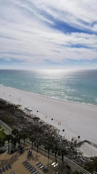 Panama City Beach FL Condo/Townhouse For Sale: $186,000