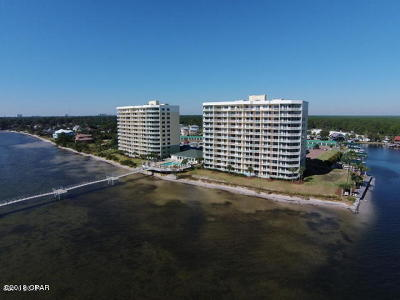 Hibiscus By The Bay Condo/Townhouse For Sale: 6500 Bridge Water #1006