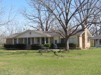 Holmes County Single Family Home For Sale: 1523 N Highway 79 Highway