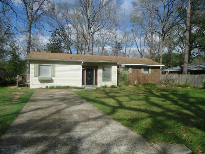 Marianna Single Family Home For Sale: 4484 Lime Street
