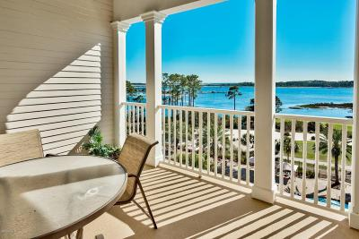 Carillon Beach, Lynn Haven, Panama City, Panama City Beach, West Bay, West Panama City Beach Condo/Townhouse For Sale: 4100 Marriott Drive #605