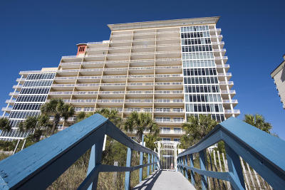 Sterling Beach Condo, Sterling Beach Resort Condo/Townhouse For Sale: 6627 Thomas Drive #1703