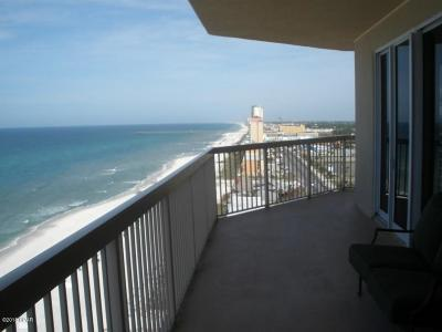 Panama City Beach Condo/Townhouse For Sale: 14825 Front Beach Road #1611