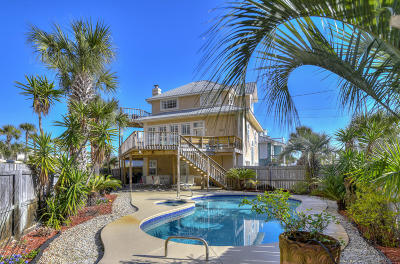 Panama City Beach Single Family Home For Sale: 4120 Danny Drive
