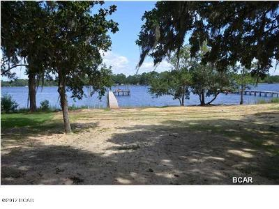 Bay County Single Family Home For Sale: 1340 Oak Harbor Road