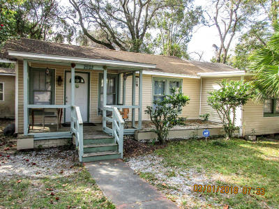 Panama City FL Single Family Home For Sale: $156,000